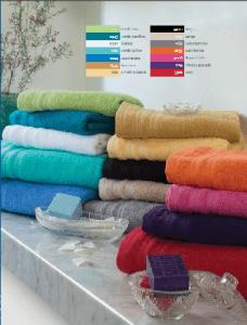 toallon y toalla arco iris