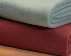 frazada manta polar color