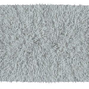 alfombra de baño shaggy algodon colores