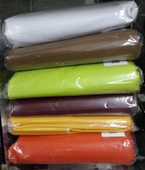 mantel rectangular cuerina ecocuero colores con felpa