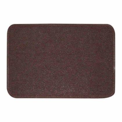 Alfombra Felpudo Confort Mat 40x60 Tucum N Textil