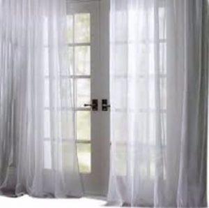 cortinas de voile