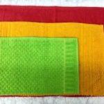 toalla individual de cartera