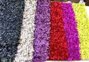 alfombra de baño paper