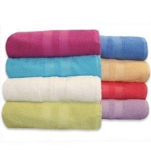 toallon y toalla calfat
