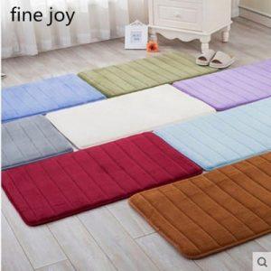 alfombra de baño memory