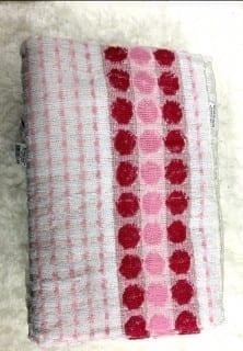 repasador de toalla circulos