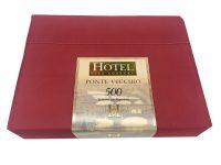 Juego de Sábanas Hotel Ponteveccio 500 Hilos 100% Algodón King Size